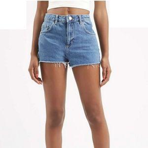 Topshop Moto Mom shorts 12